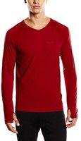 Gore Urban Run 2.0 Shirt lang ruby red