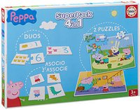 Educa Superpack Peppa Pig (16229)