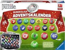 Ravensburger 3D Puzzle Adventskalender Bundesliga 2016
