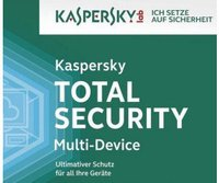 Kaspersky Total Security Multi-Device 2017 (3 User) (1 Jahr) (DE) (FFP)