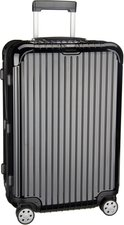 Rimowa Salsa Deluxe Multiwheel Trolley 63 schwarz Electronic Tag
