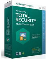 Kaspersky Total Security Multi Device 2016 Upgrade (3 Geräte) (1 Jahr) (Box)