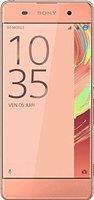 Sony Xperia XA Dual SIM rose gold ohne Vertrag