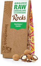 Lovechock Rocks Haselnuss Vanille (80g)