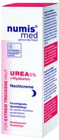 Numis med Urea 5% Nachtcreme + Hyaluron (50ml)