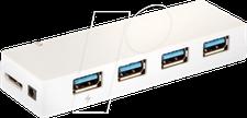 EFB Elektronik 4 Port USB 3.0 Hub (EB3101)