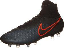 Nike Magista Orden II FG black/black/total crimson