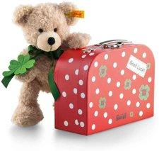 Steiff Fynn Teddybär im Koffer 24 cm