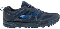 Brooks Cascadia 11 GTX dress blue/electric blue/black