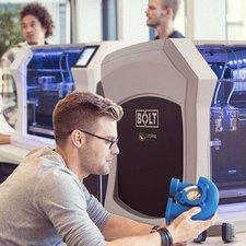 Leapfrog 3D Printers Bolt Dual Extruder