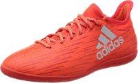 Adidas X 16.3 IN Men solar red/metallic silver/hi res red