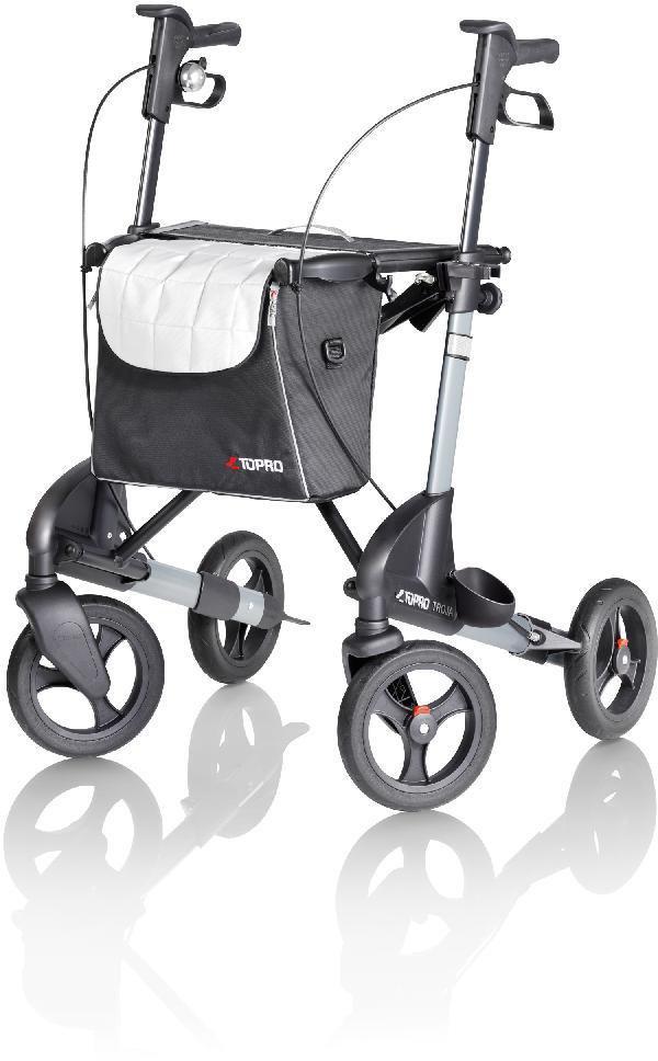 203116ce85bdd8 Topro Troja 2G M Premium Grau ab 349 € im Preisvergleich kaufen