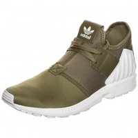 Adidas ZX Flux Plus olive cargo/footwear white