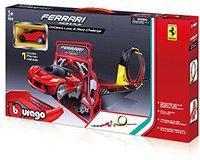 Bburago Go Gears Loop & Race Challenge : Ferrari Race & Play