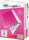 Nintendo New 3DS XL pink-weiß