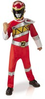 Rubies Power Rangers Dino Charge Deluxe Red