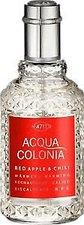 4711 Acqua Colonia Red Apple & Chili Eau de Cologne (50ml)