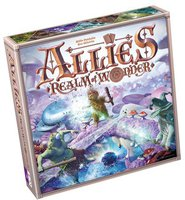 Tactic Games Allies Realm of Wonder Card Game