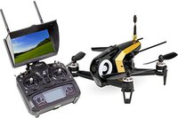 Walkera Rodeo 150 FPV Race Copter schwarz RTF + FPV-Monitor (15004490)