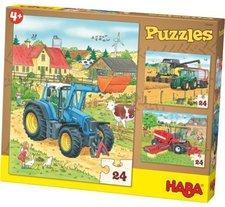 Haba Traktor und Co.