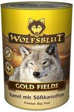Wolfsblut Gold Fields Kamel mit Süßkartoffel