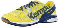 Kempa Attack Three blz yellow/petrol/white