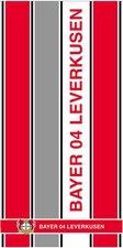 Bertels Handtuch Senkrechtstreifen Bayer 04 Leverkusen (50x100cm)