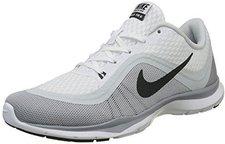 Nike Flex Trainer 6 Wmn white/anthracite/pure platinum/wolf grey