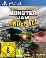 Monster Jam: Crush It (PS4)