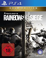 Tom Clancy's Rainbow Six: Siege - Gold Edition (PS4)