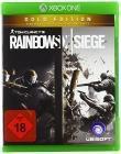 Tom Clancy's Rainbow Six: Siege - Gold Edition (Xbox One)