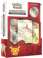 Pokemon Mysteriöse Kollektion