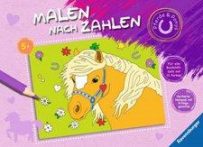 Ravensburger Malen nach Zahlen Pferde und Ponys