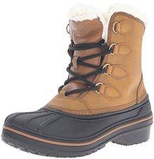Crocs Women's AllCast II Luxe Boot wheat