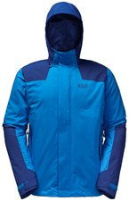 Jack Wolfskin Altiplano Jacket Men Brilliant Blue