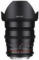Samyang 24mm T1.5 ED AS IF UMC VDSLR II [Canon EF-M]