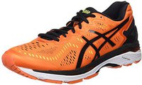 Asics Gel-Kayano 23 Men flame orange/black/safety yellow