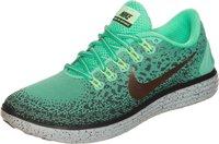 Nike Free RN Distance Shield Women green glow/metallic red bronze/hasta/seaweed