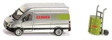 Siku Lüfter Claas Servicefahrzeug (1995)