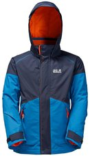 Jack Wolfskin Polar Wolf Boys 3 in 1 Jacket
