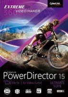 CyberLink PowerDirector 15 Ultimate Suite (Box)