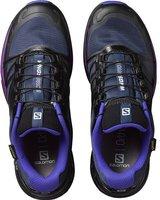 Salomon Wings Pro 2 GTX slateblue/spectrum blue/passion purple
