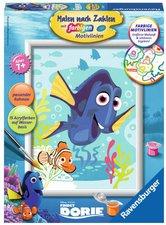 Ravensburger Malen nach Zahlen  Dorie und Nemo