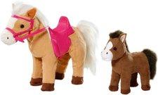 Zapf Creation Baby Born Pony Farm Interactive Sunny mit Fohlen