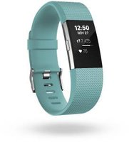 Fitbit Charge 2 Türkis / Silber small
