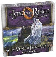 Fantasy Flight Games The Lord of the Rings LCG: The Voice of Isengard (englisch)