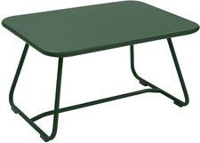 Fermob Sixties Niedriger Tisch 75,5 x 55,5 cm Zederngrün
