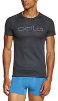 Odlo Shirt s/s Crew Neck Logo Line Men (140822)