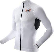 X-Bionic X-Bionic The Trick Biking Shirt Long Sleeves Full Zip Men