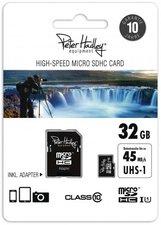Peter Hadley HighSpeed microSDHC UHS-I U1 Class 10